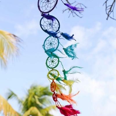 Dreamcatcher rainbow