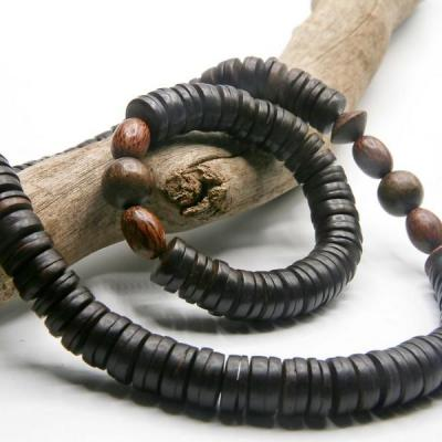 Parure collier + bracelet