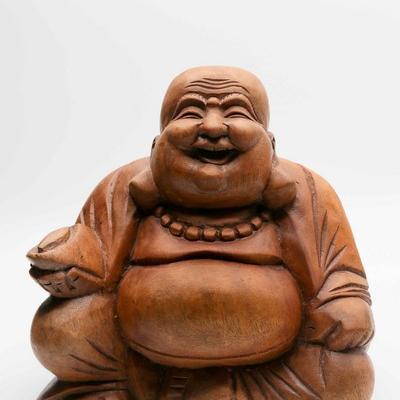 Bouddha de la richesse 20 cm
