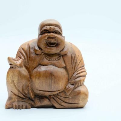 Bouddha de la richesse 10 cm