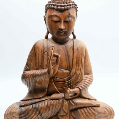 Bouddha méditation 30 cm